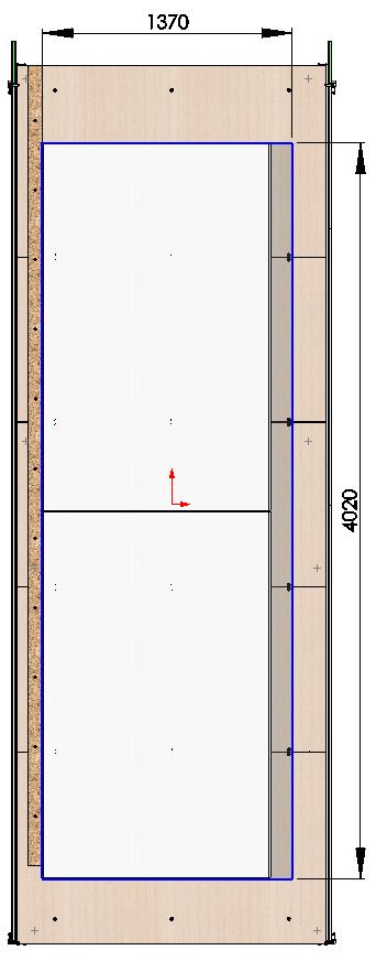 SUPERCUT XPS 4.8 mit Schienenverlängerung