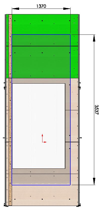 SUPERCUT XPK mit Tischverlängerung